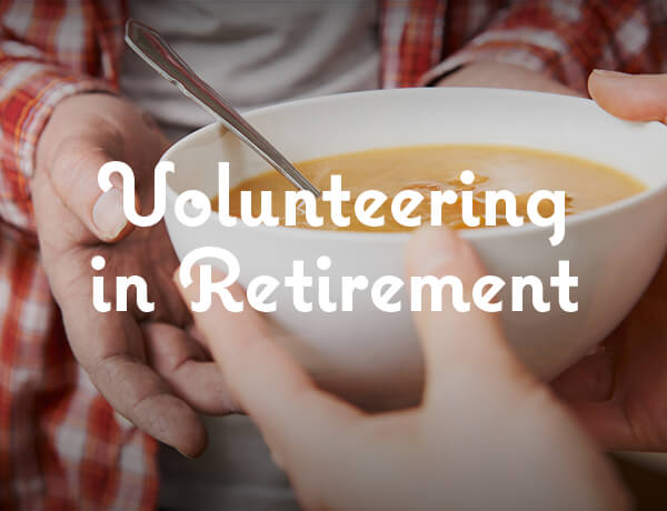 <p>Volunteering in Retirement</p>