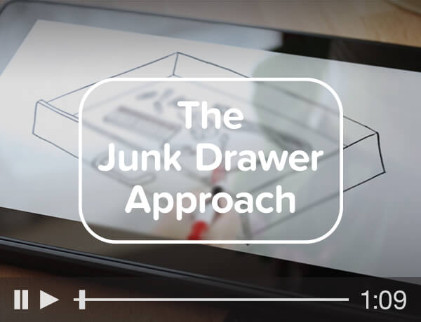<p>The Junk Drawer Approach to Investing</p>