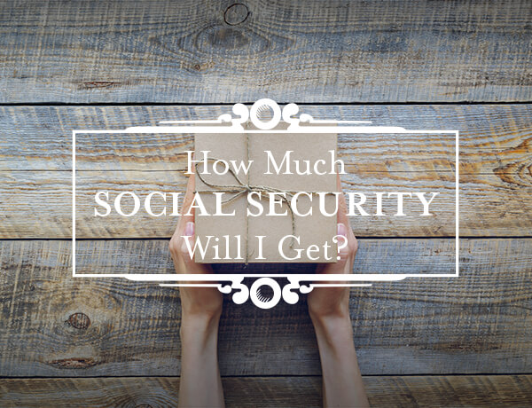 <p>Social Security Benefits: How Much Will I Receive</p>