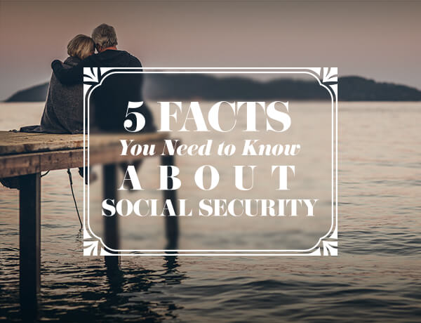 <p>Social Security: Five Facts You Need to Know</p>