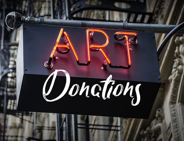 <p>Donating Art: Taxation Abstraction</p>