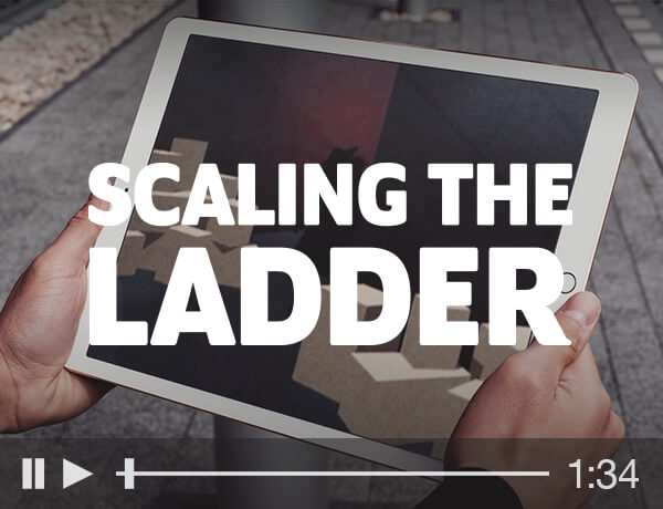 Jane Bond: Scaling the Ladder