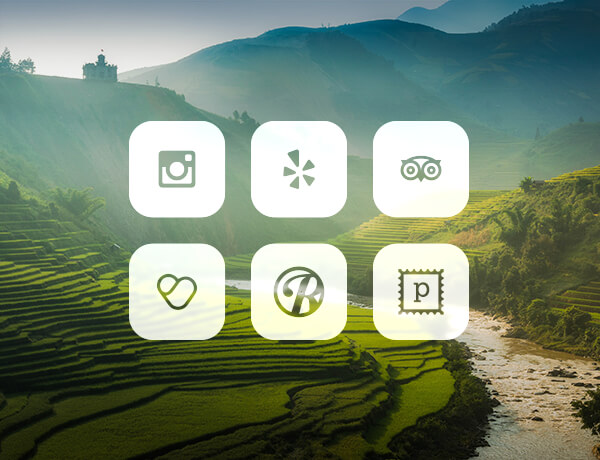 <p>The Best Apps in Travel</p>