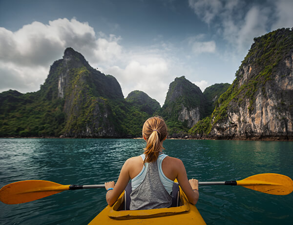 Travel, Without the Baggage