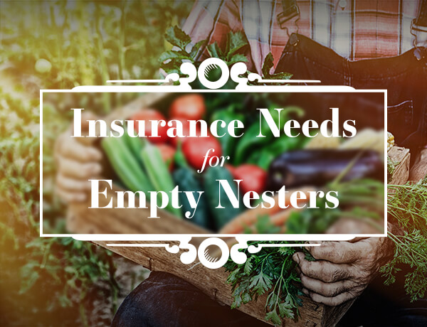 <p>Insurance Needs Assessment: For Empty Nesters and Retirees</p>