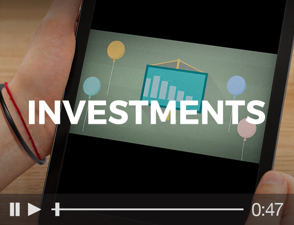 <p>Investments</p>
