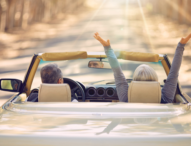 <p>Retirement Road Trip</p>