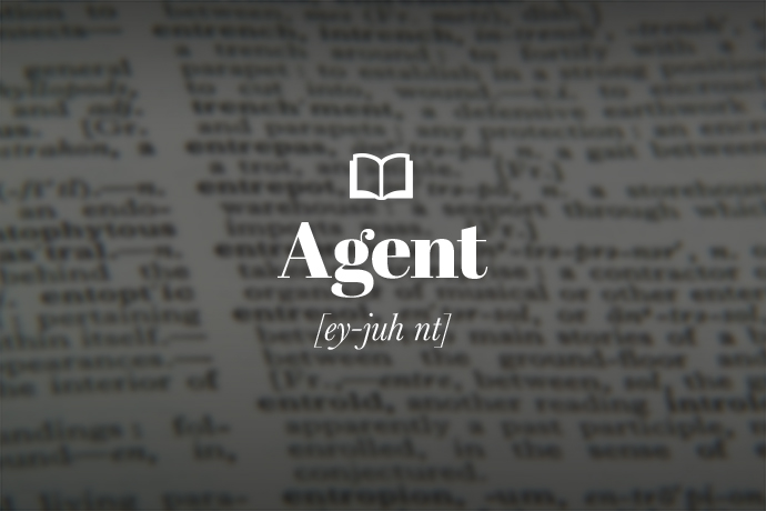 <p>What is an Agent?</p>