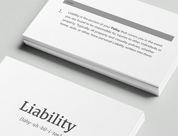 What is a Liability?