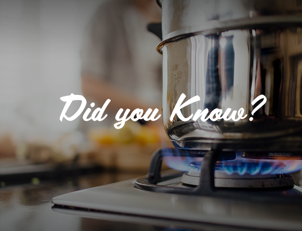 Did You Know This Fact About Unattended Cooking?