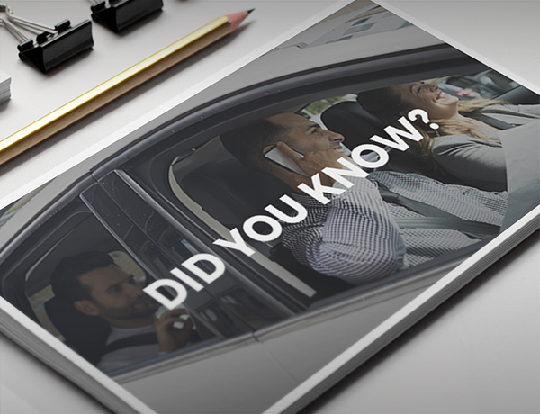 <p>Did You Know This Fact About Carpooling?</p>