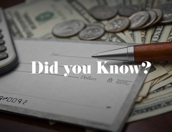 Did You Know This Fact About Claims Advances?