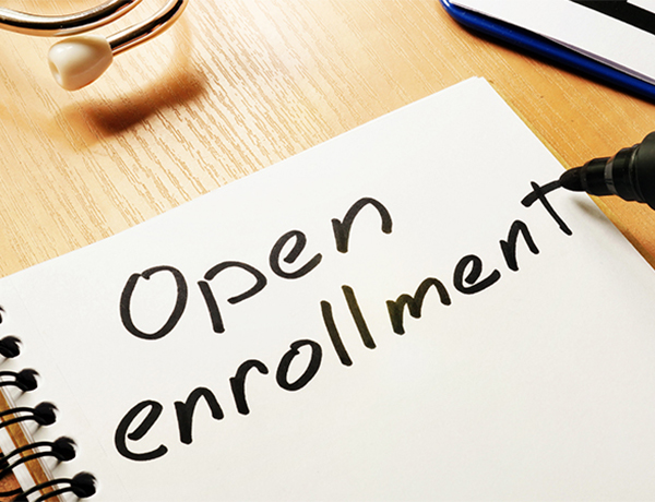Open enrollment tips