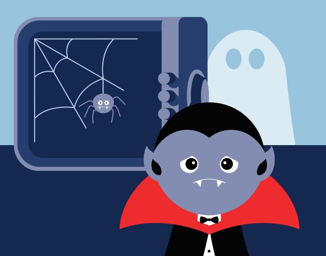 <p>Is Your Financial House Haunted?</p>