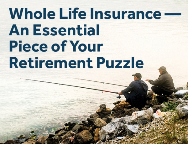 <p>Infographic: Whole Life Insurance Can Be an Essential Piece</p>