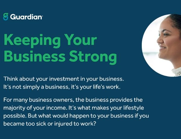<p>Keeping Your Business Strong</p>
