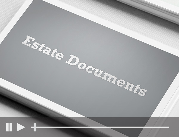 Estate Documents